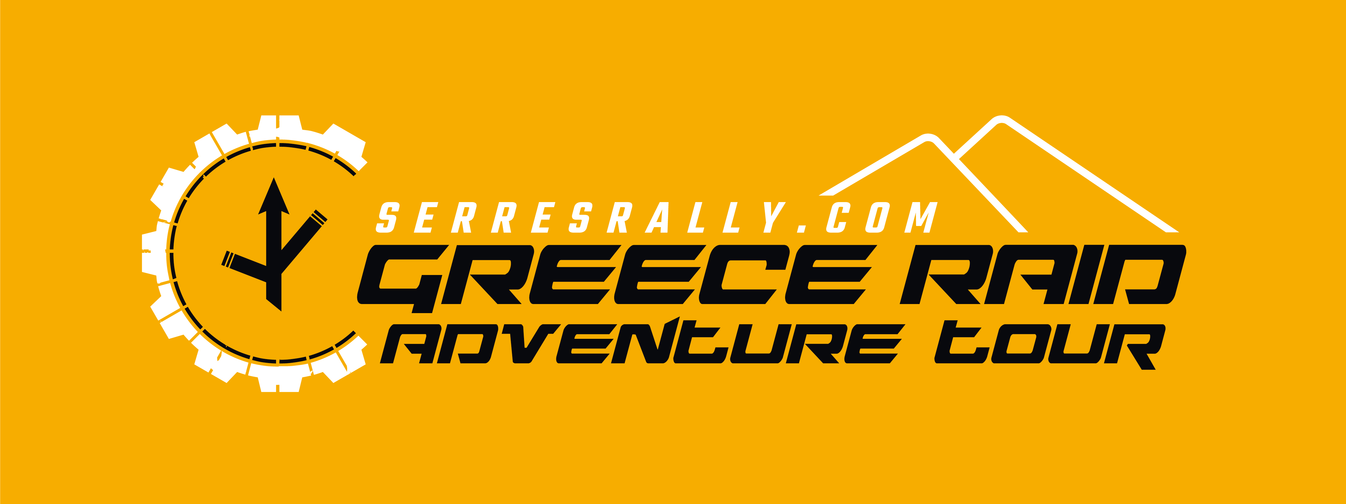 logo GREECE RAID NO DATE for yellow