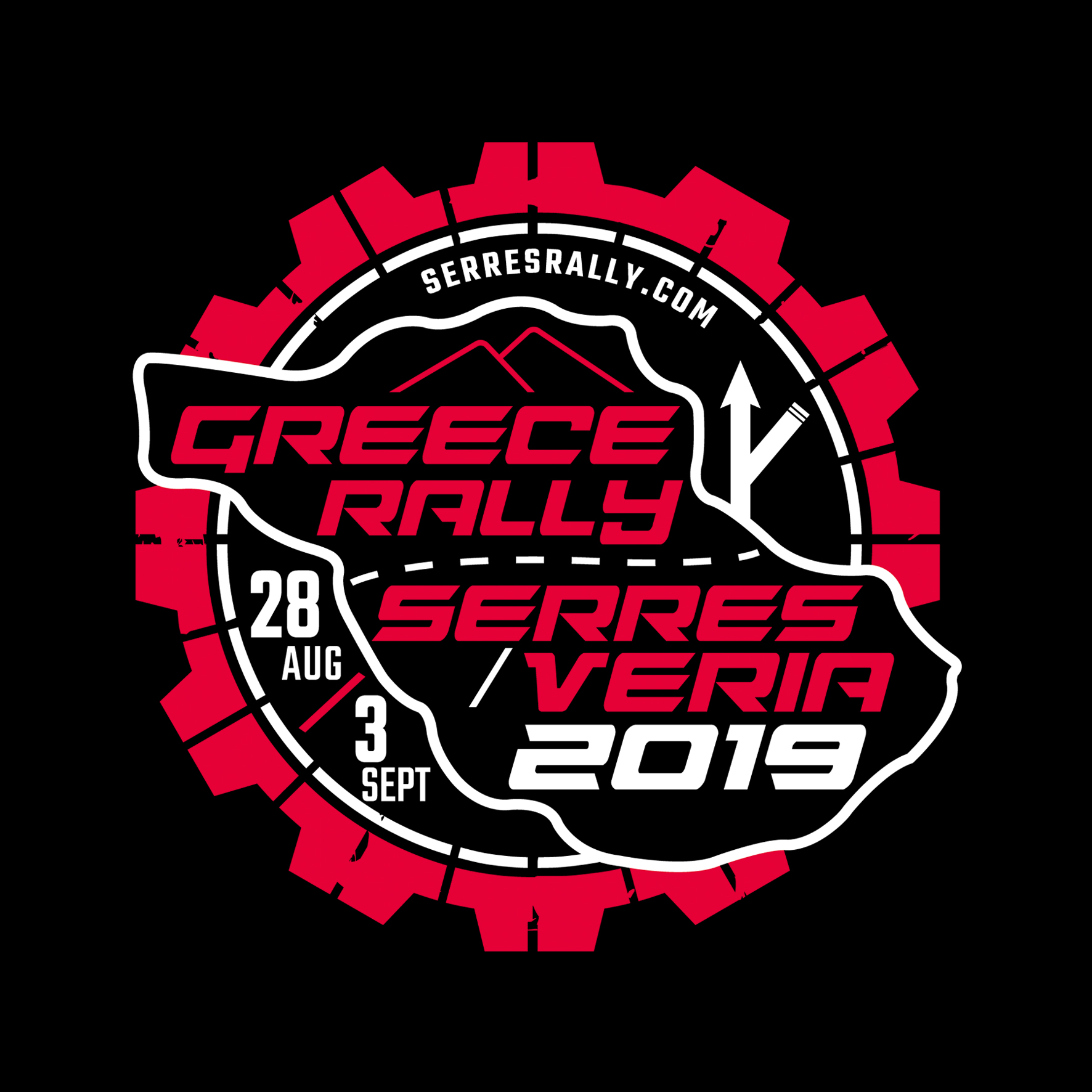 logo GR Rally Serres Veria FACEBOOK profile